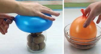 4 situationer där uppblåsbara ballonger kan vara väldigt användbara