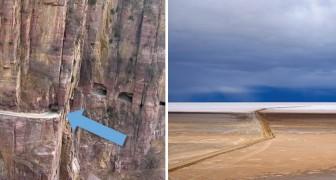 Voici les 4 routes les plus spectaculaires et les plus dangereuses du monde. Attachez vos ceintures!