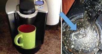 Maakt het koffie apparaat je ziek? Als je je niet goed voelt kan het daar aan liggen