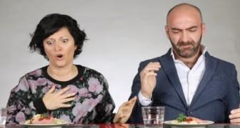 Assaggio di ricette russe a base di pasta: le reazioni di queste coppie italiane sono tutte da gustare