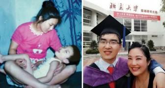 Elle refuse d'abandonner son enfant handicapé: maintenant il étudie à Harvard