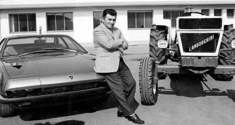 Les voitures de sport Lamborghini sont nées après qu'Enzo Ferrari ait insulté un producteur de tracteurs
