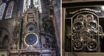 L'orologio astronomico di Strasburgo: una meraviglia del 1800... ancora funzionante