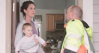Ogni volta che una mamma si sente stanca e affaticata, dovrebbe guardare questo video!