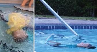 De ISR methode kan het leven redden van kinderen die in het water vallen. Bekijk het zelf dan zie je hoe belangrijk het is.