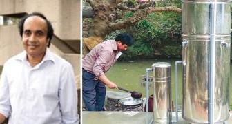 Deux ingénieurs créent un filtre économique qui peut éliminer l'arsenic de l'eau