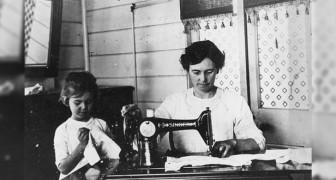 Vrouwen achter de naaimachine konden het lot bepalen van een oorlog