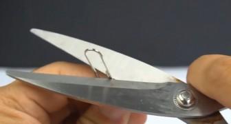 8 façons simples d'aiguiser la lame de vos ciseaux