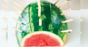 2 idées à garder à l'esprit pour servir la pastèque d'une façon pratique et originale