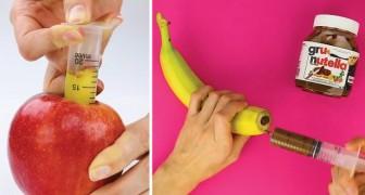 6 choses ingénieuses que vous pouvez faire à l'aide d'une seringue