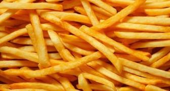 Mangiare spesso le patatine fritte potrebbe comportare un alto rischio di morte prematura, suggerisce una ricerca