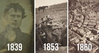 Des premières photos de l'histoire à la première photo sur Instagram: voici 13 photos qui ont marqué une époque