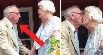 After 70 years of marriage, he still calls her sweetheart!