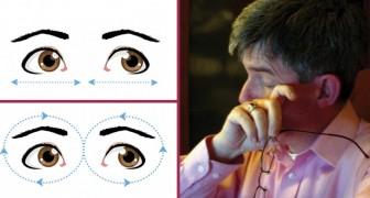 10 praktische oefeningen die je kan doen voor beter zicht en de ontspanning van je ogen