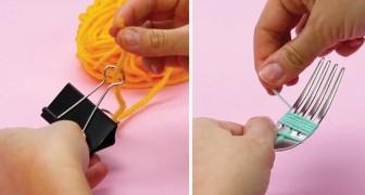 Cinco truques para resolver os clássicos problemas de quem faz trabalhos com novelos, agulhas e fios