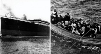 Voor, tijdens en na de tragedie: 26 foto's van het ongeluk met de Titanic die je nog niet eerder gezien hebt