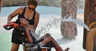 Der erste Wasserpark für behinderte Menschen hat eröffnet... und er ist wunderschön und macht einfach Spaß!