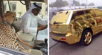 17 Absurditäten, die man so nur in Dubai finden kann