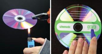 Vous pensiez jeter vos CD inutilisés? Après avoir vu ce que vous pouvez en faire, vous changerez d'avis