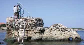 Gli studiosi scoprono il segreto che permette alle strutture portuali romane di durare così a lungo