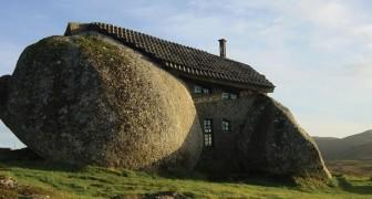 Casa do Penedo, la maison nichée dans la pierre qui attire les touristes et les architectes du monde entier