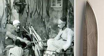 De smeden in Damascus maakten zwaarden van koolstof nanobuisjes... 400 jaar voordat wetenschappers ze ontdekten