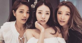 Diese drei Schwestern im Alter von 36, 40 und 41 Jahren verzaubern die Welt durch ihr Aussehen