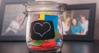Das Glücks-Glas: Eine Methode um euren Kindern zu helfen eine positive Einstellung zu haben.