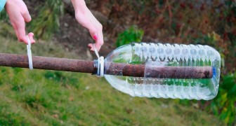 Bidons en plastique: voici 5 façons de les réutiliser sans les gaspiller