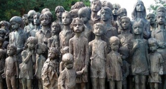 La triste vicenda dei bambini di Lidice che commuove chiunque li guardi negli occhi