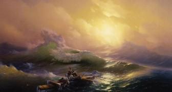 Le maître du Sublime et la lumière «irréalisable» des vagues dans ses peintures du XIXe siècle.
