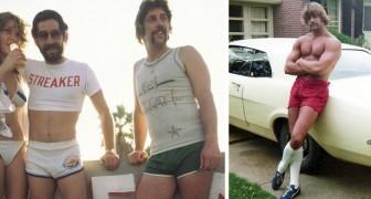 Queste foto di uomini in calzoncini ci mostrano una moda degli anni 70 che abbiamo dimenticato