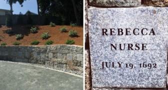 Il y a 325 ans, les exécutions: la ville des sorcières de Salem les commémore avec un monument