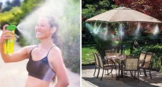 Vous ne supportez pas la chaleur? Ces 10 inventions sont faites pour vous!