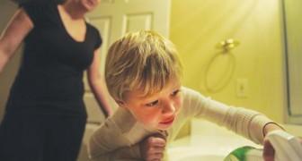 Une étude montre que les enfants se comportent avec leur mère de la pire des façons