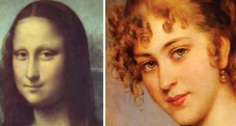 Female Faces in 500 years of Western Art