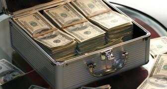 Sur le point de mourir, une femme dévoile à son mari qu'elle a une valise pleine d'argent, mais ce qui le surprend c'est la façon dont elle l'a gagné.