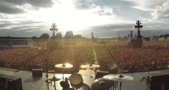 650 Tausend Menschen singen im Einklang ein berühmtes Lied von Queen: das Ergebnis lässt Gänsehaut aufkommen