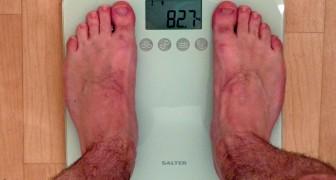 De voornaamste reden van gewichtstoename heeft niets te maken met de stofwisseling