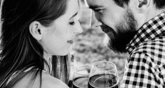 Nach vielen Untersuchungen kann das Glücklichsein in einer Beziehung zu einer Gewichtszunahme führen...