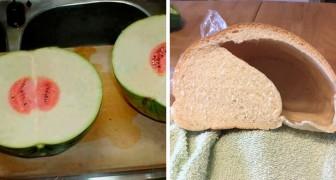 20 Fotos von Menschen, die total enttäuscht vom Essen sind