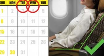 8 tips om perfect uitgerust en verfrist uit het vliegtuig te stappen