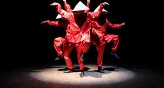 L'ipnotizzante danza Orientale