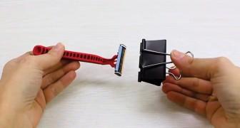 6 utilisations géniales des pinces à papier à appliquer à l'intérieur et à l'extérieur du bureau