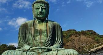 die 4 buddhistischen Lehren zur Angst