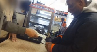 La vincita alla lotteria di un senzatetto