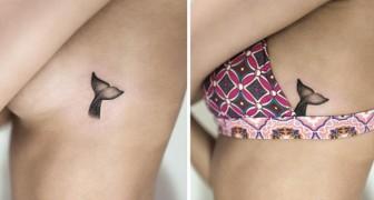 22 tatouages élégants qui cassent les stéréotypes liés à cet art