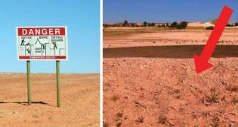Scoprite la meraviglia che si nasconde sotto la superficie terrestre in questa zona dell'Australia