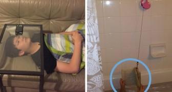 14 volte in cui i bambini hanno stupito i genitori con le loro invenzioni