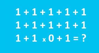 Petite énigme mathématique: comment allez-vous la résoudre?